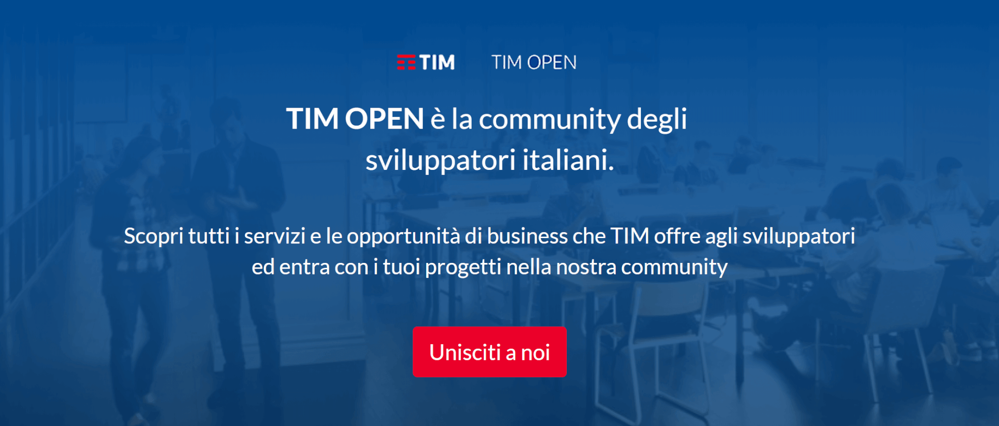 Community Tim - TimOpen